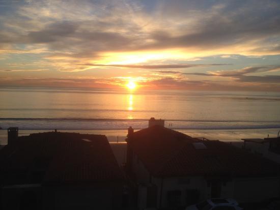 Carlsbad Inn Beach Resort: View from our condo