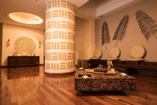 Radisson Decapolis Hotel Panama City: SPA