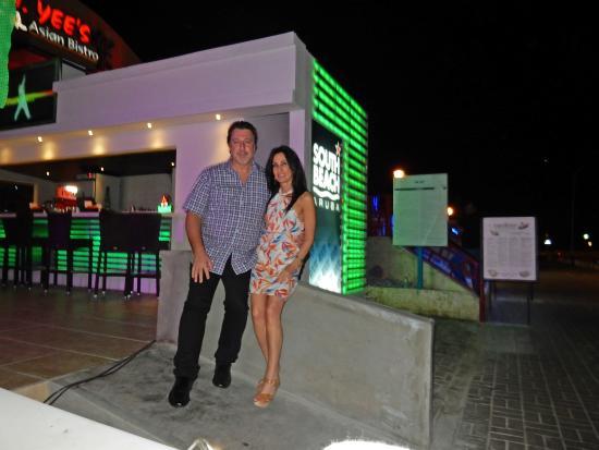 South Beach Aruba Bar Nightclub Picture