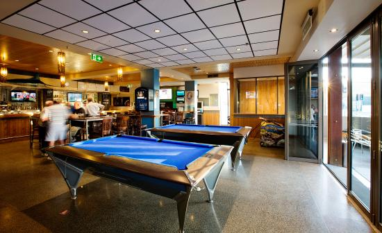 Narrabeen, Australia: pool tables