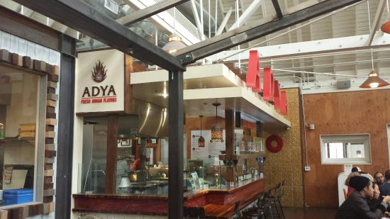 Adya - Fresh Indian Flavors
