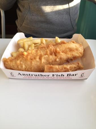 Anstruther Fish Bar Photo