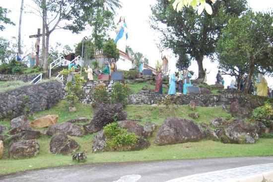 Lucban, Filipinler: Rosary Hill
