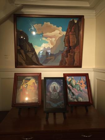 Nicholas Roerich Museum Photo