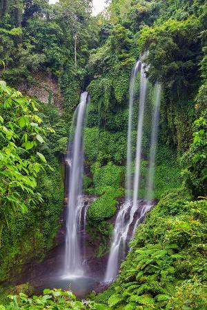 ‪Sekumpul Waterfalls‬