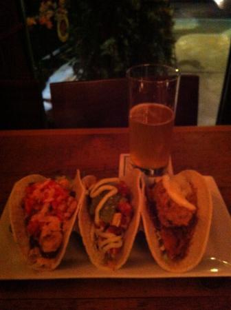 Nanuet, NY: 3 tacos and a beer