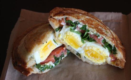 Zookz-Best Toasted Sandwiches 'Round