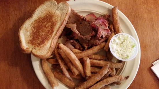 Goodman's Real Pit BBQ