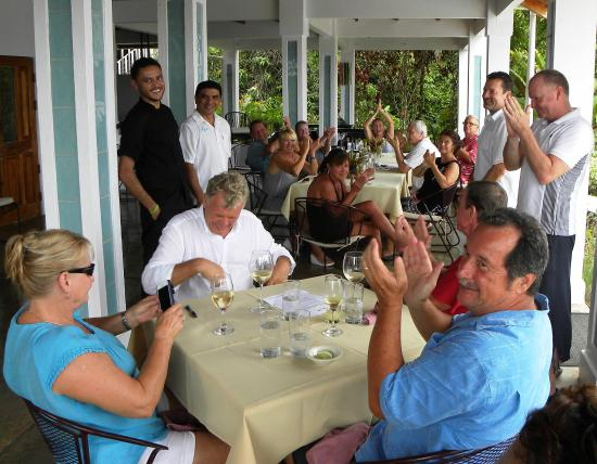 Ojochal, Costa Rica: First Sunday Club Meeting at Salsa