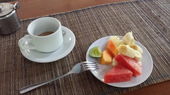 Secret Garden Inn: Some Breakfast