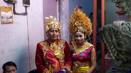 Secret Garden Inn: Wedding - Bali Style
