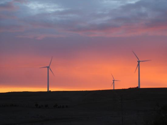 ‪Crookwell Wind Farm‬