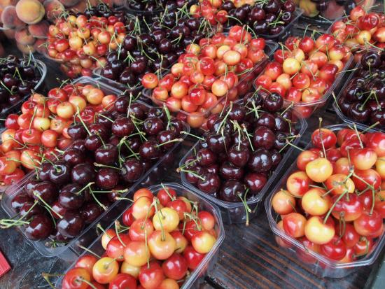Cherry Picking Your Own