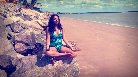 Pontal da Barra Beach