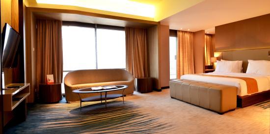 our honeymoon suite picture of swiss belhotel cirebon cirebon rh tripadvisor co za