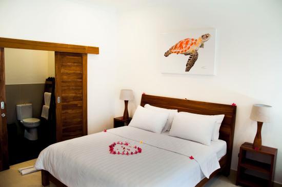 Trawangan Dive Resort : Standard double room