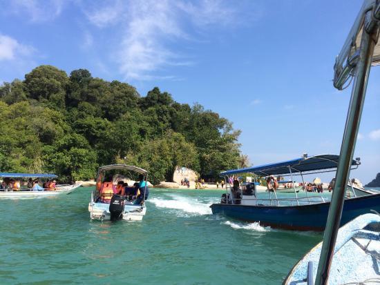 Foto Pulau Pangkor