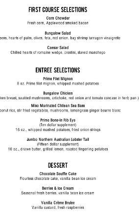 Corona del Mar, Kalifornien: $40 Dinner NB restaurant wk