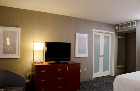 Courtyard Waterbury Downtown: Presidential suite