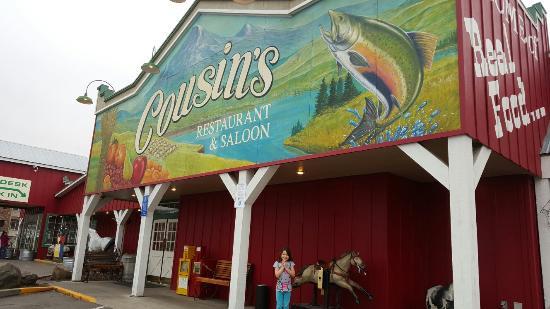 Cousins Restaurant Saloon