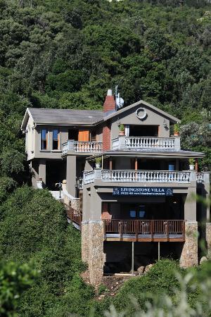 Wilderness, Zuid-Afrika: Streetview ground, 1st and 2nd floor