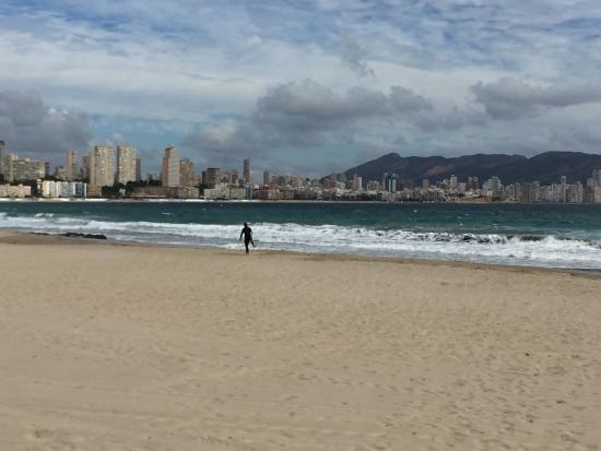 photo0.jpg - Picture of Poniente Beach, Benidorm - TripAdvisor