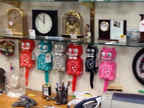 Conger Street Clock Museum: photo9.jpg