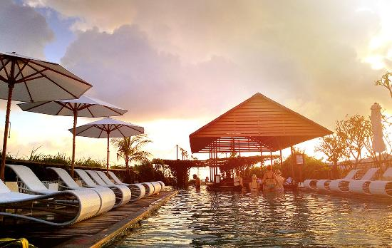 Rooftop pool great for sunsets - This photo of The Akmani Legian, Bali is courtesy of TripAdvisor