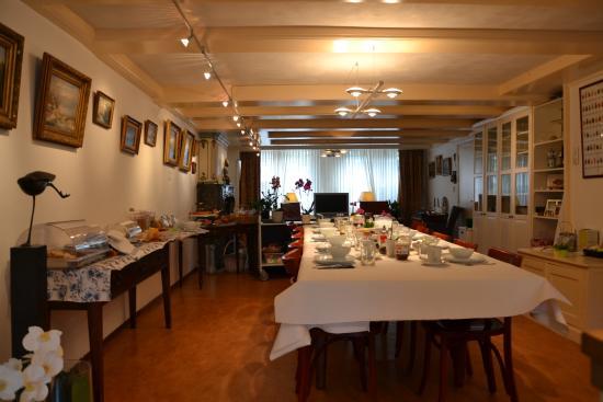 Hotel Keizershof: breakfast