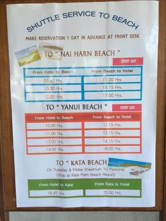 Rawai Palm Beach Resort: photo6.jpg