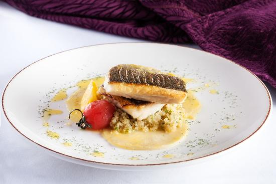 Museum Hotel: Grilled Seabass