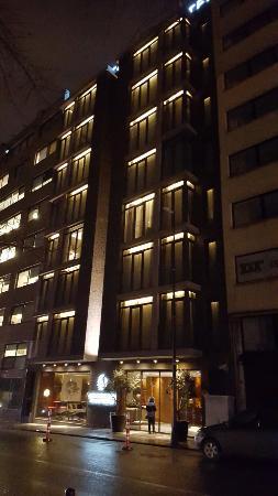 Avantgarde Hotel Taksim Square Photo