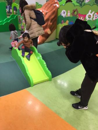 Kobe Anpanman Kodomo Museum & Mall Fruits Jima No Juice Ya San