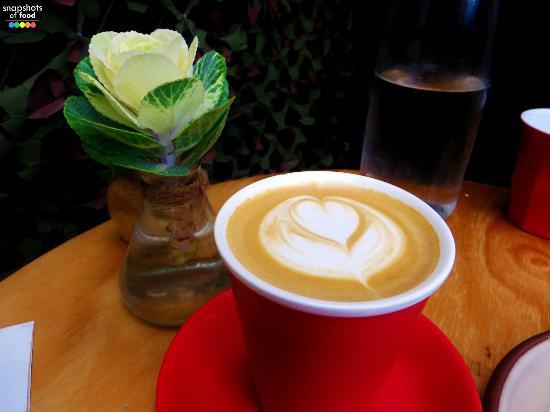 Devon Cafe Photo