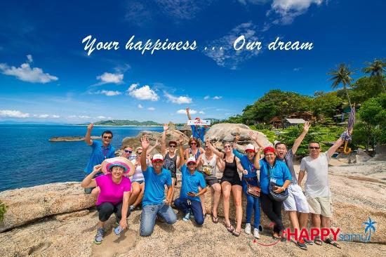 Happy Samui Island Tour