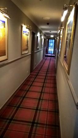 Strathblane, UK: Corridor view! Xx