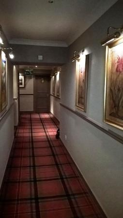 Strathblane, UK: View back to room! Xx