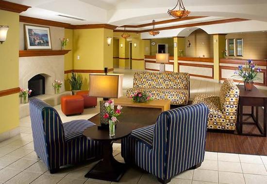 SpringHill Suites Orlando Lake Buena Vista in Marriott Village: Lobby