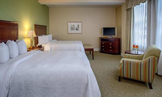 Hampton Inn & Suites Birmingham Downtown - The Tutwiler : 2 QUEEN NONSMOKING