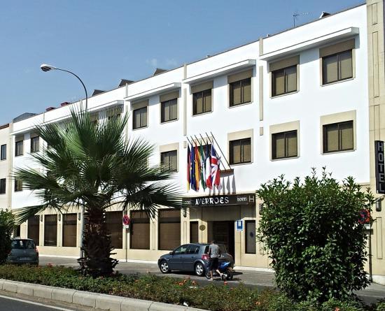 HOTEL AVERROES: EDIFICIO HOTEL