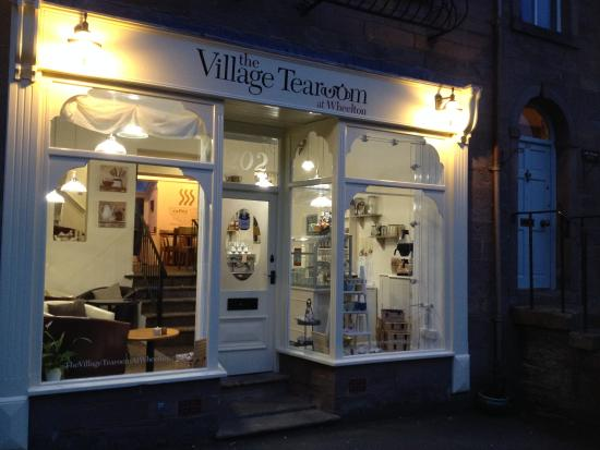 Our Tearoom Picture Of The Village Tearoom Chorley