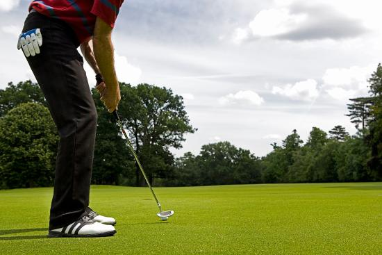 Lawrenceville, GA: Golf Course Near By