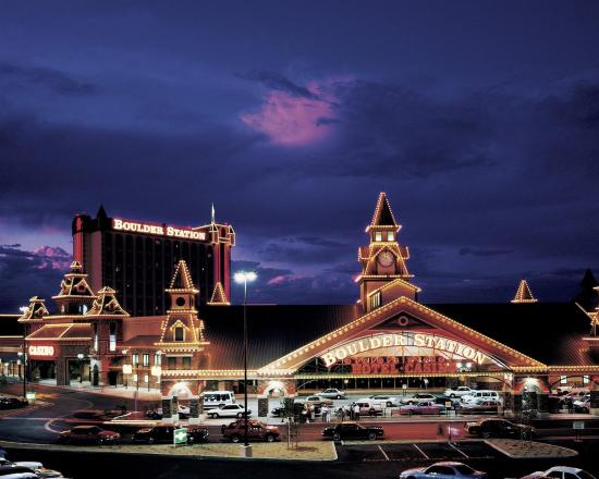 Boulder Station Hotel and Casino: Exterior view