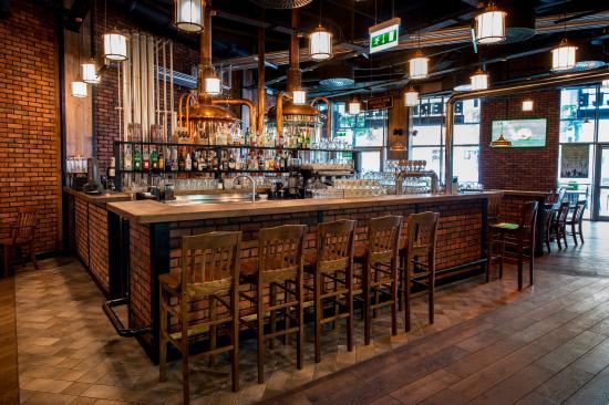 Nowy Sacz, Polonia: Bar na dole