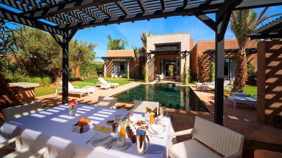 Royal Palm Beachcomber Luxury Marrakech : Royal Palm Marrakech - Prince Villa