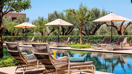 Royal Palm Beachcomber Luxury Marrakech