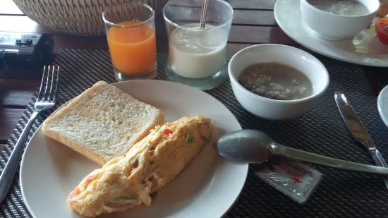 Le Bel Air Boutique Resort: heerlijk ontbijt
