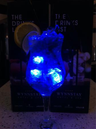 Oswestry, UK: Wilsons Bar at the Wynnstay Hotel & Spa
