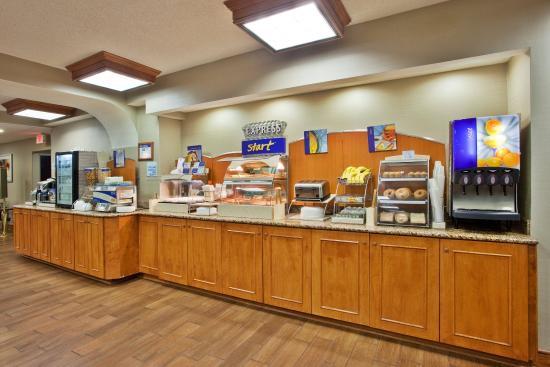 Kimball, TN: Breakfast Bar