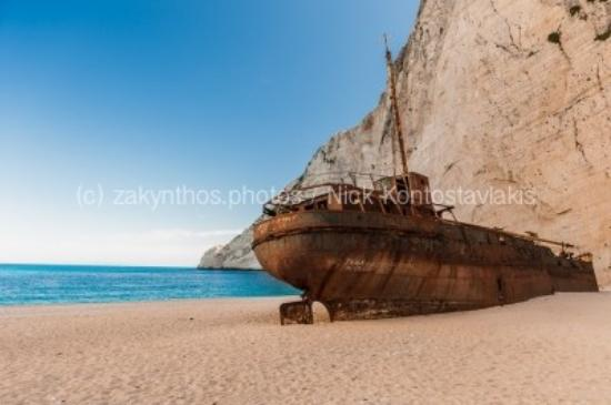 Makris Gialos, กรีซ: famous shipreck beach just 20 minutes away